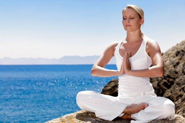 Медитация как способ успокоения и концентрации