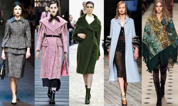 Модная одежда для осени 2015