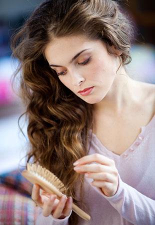10 продуктов от выпадения волос