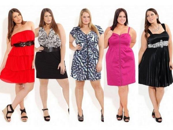Секреты успешного гардероба для девушек с формами