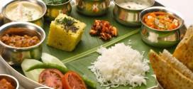 Традиции индийского застолья (фото)