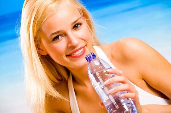 Питьевая диета или меню «из воды»