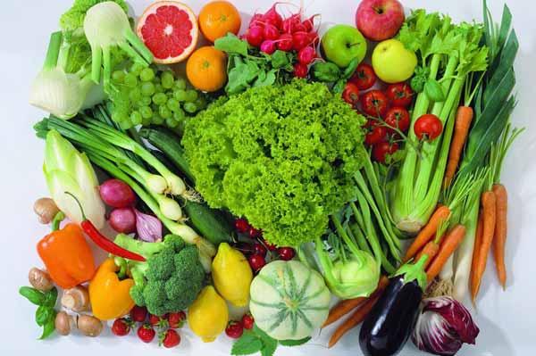 Исцеление «цветными» продуктами