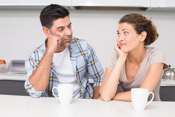 8 вещей, которые не следует говорить мужчине
