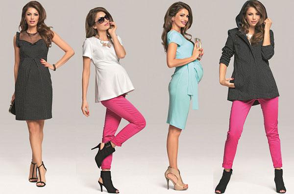 Беременность украшает женщину, главное правильно подобрать одежду