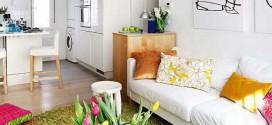 Как уместить все в маленькой квартире