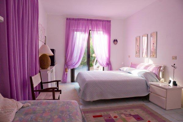 Создаем уют в интерьере спальни