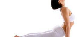 Упражнения йоги и здоровье позвоночника