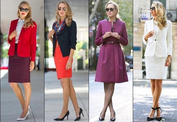 Как одеваться, если вы начальница