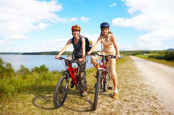 Езда на велосипеде при варикозе: да или нет?