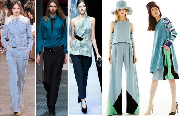 Модные тенденции осени-зимы 2015-2016