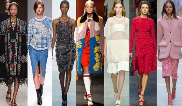 Модная весна 2014 года