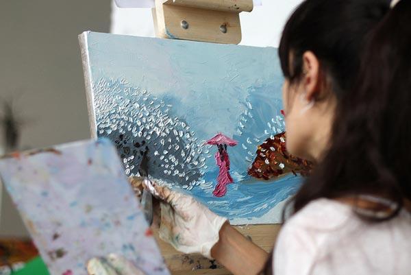 Рисование как хобби