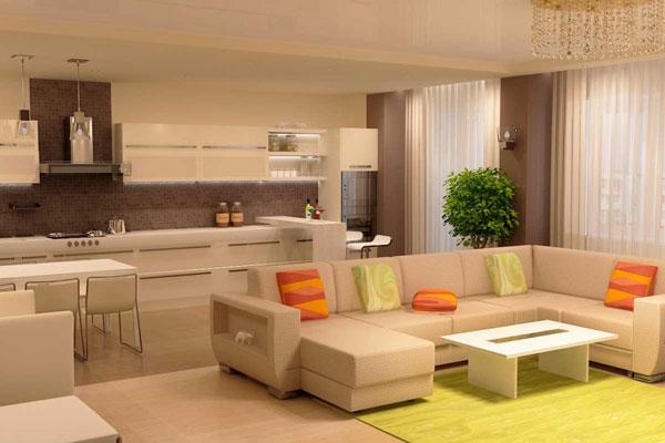 Как превратить маленькую квартиру в студию