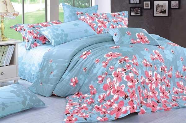 Модные расцветки-2016 постельного белья из поплина