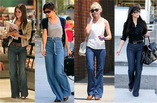 Стиль одежды для невысоких девушек (фото)