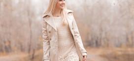 Топ-5 самых модных пальто текущей осени
