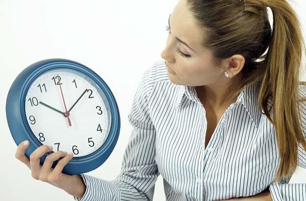 Женщина и Время