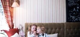 Кафе с детской комнатой: вкусно, весело и безопасно