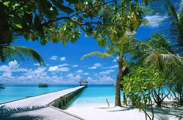 Самые популярные курортов мира