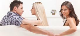 Как разорвать любовный треугольник и жить спокойно и свободно