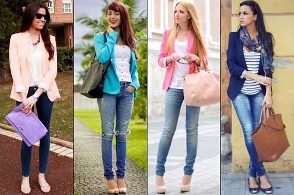 Джинсы для женщин: современные модные модели