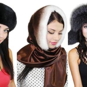 Какие меховые шапки сейчас в моде?