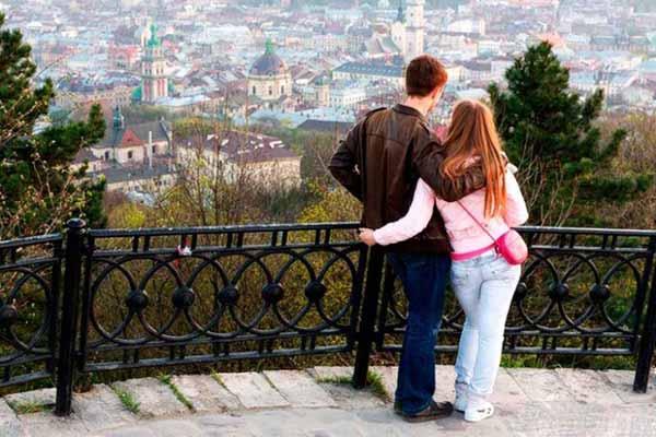 Лучшие места для встречи Дня всех влюбленных в Украине и Италии (фото)