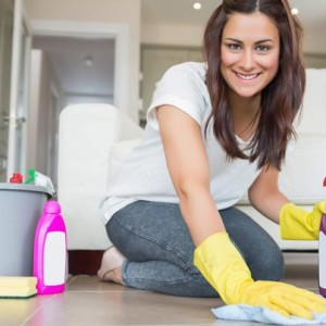 5 способов облегчить уборку в доме