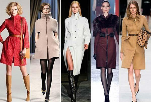 Модная верхняя одежда весной 2016 года
