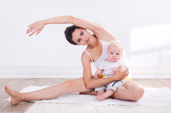 Как убрать живот после родов: 20 советов
