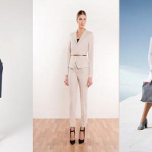 Весенняя офисная мода 2016