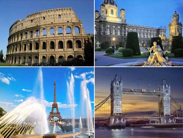Что выбрать: автобусные туры в Европу или путешествия на поезде?