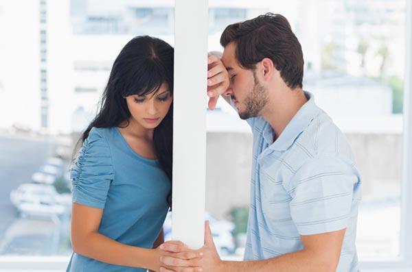 Брак: первые шаги, первый кризис