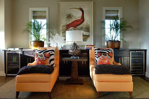 Две крайности дизайна : симметрия и асимметрия