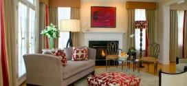 Как сделать зал уютным и красивым (фото)