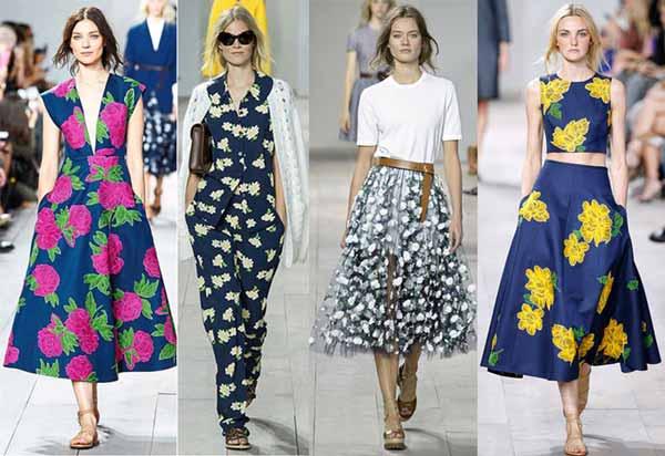 Весенне-летняя мода 2016 для тех, кому за 40