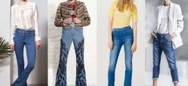 Модные джинсы весны 2016