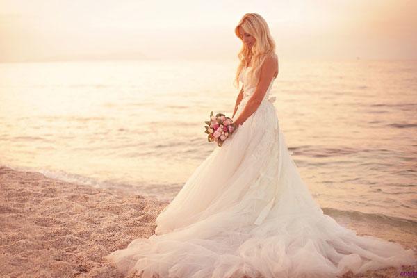 Тенденции в свадебной моде 2016