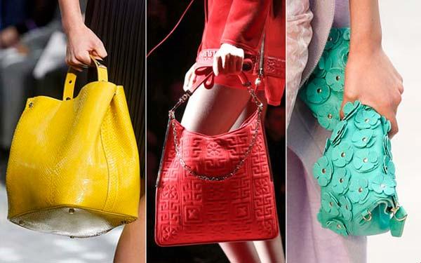Тенденции моды на сумки 2016 года