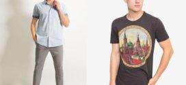 Мужская одежда: must have лета 2016
