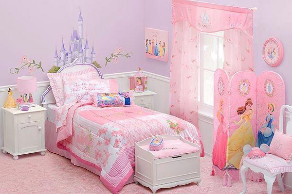 Удивительная комната для юной Золушки