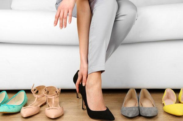 Определяем характер по обуви