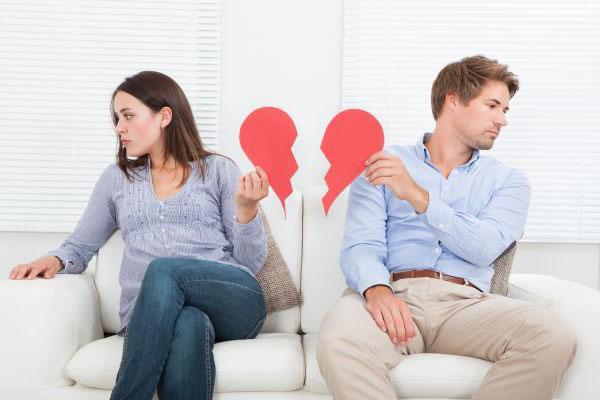 Как женщине пережить развод?
