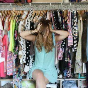 Шкаф полный, а надеть  нечего. 10 советов стилиста, как с этим бороться