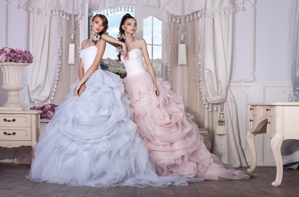 Свадебные платья в магазине «Vesna»