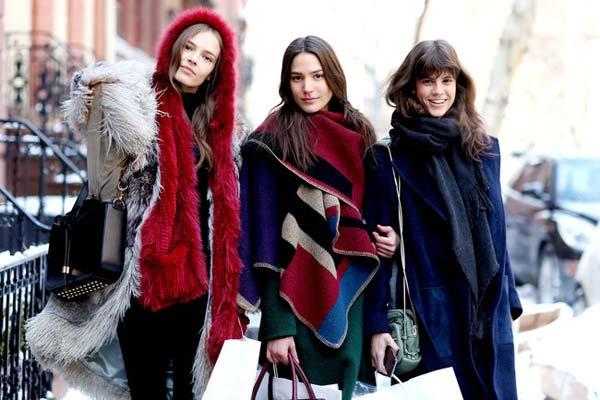 10 модных советов от жительниц Нью-Йорка