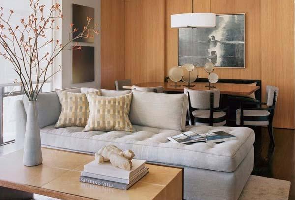Дизайн интерьера: комбинируем новые и старые вещи