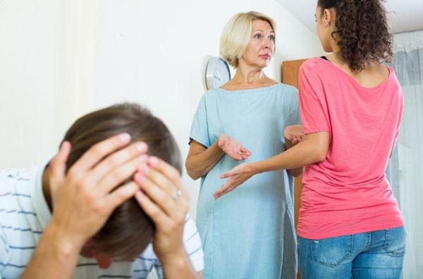Как невестке сохранить нервы и здоровье, живя и общаясь со свекровью