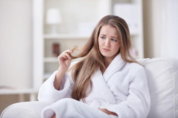 Ломкие волосы: методы лечения и профилактика